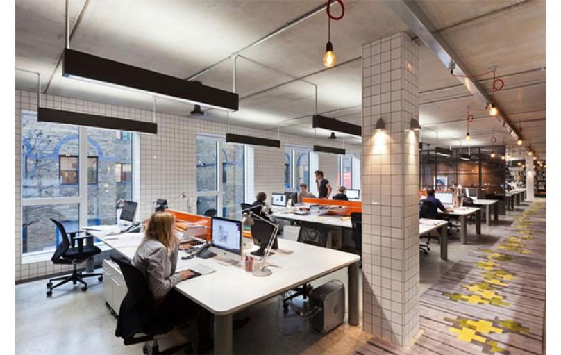 Nội thất Hòa Phát tư vấn thiết kế nội thất văn phòng hiện đại