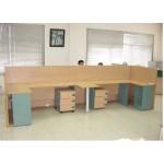 Vách ngăn gỗ Hòa Phát HP-G04
