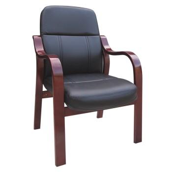 Ghế họp chân gỗ Hòa Phát GH01