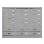 Tủ Sắt File Tài Liệu TU118-21D