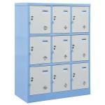 Tủ Locker Mẫu Giáo TMG983-3K
